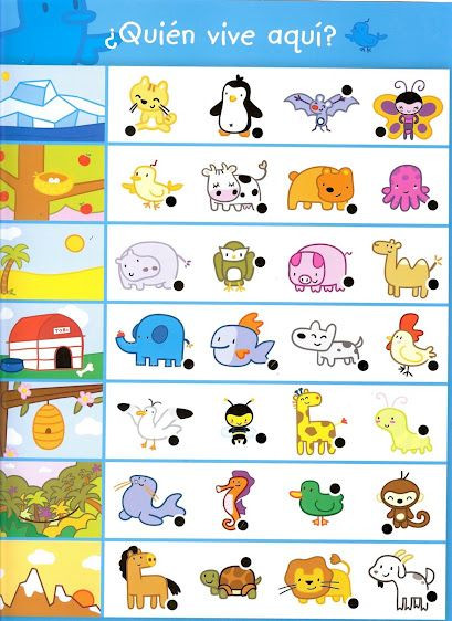 Animal Habitat Worksheets for Kindergarten Animal Worksheet New 467 Animal Habitat Worksheets Free