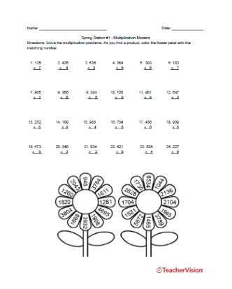 Challenge Math Worksheets Challenge Math Worksheets for 6th Grade لم يسبق له Ù…Ø ÙŠÙ""