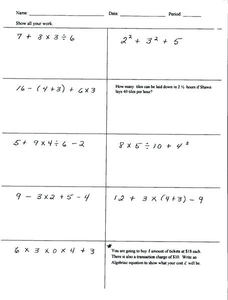 Challenge Math Worksheets Math Challenges for 5th Graders Math Challenge Worksheets