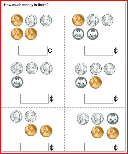 Coin Worksheets for 2nd Grade Counting Money Worksheets 3rd Grade Worksheets Worksheets