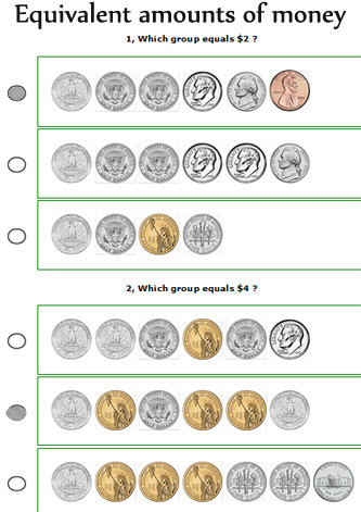 Coin Worksheets for 2nd Grade Money Worksheets Free Printable Money Math Games and Money
