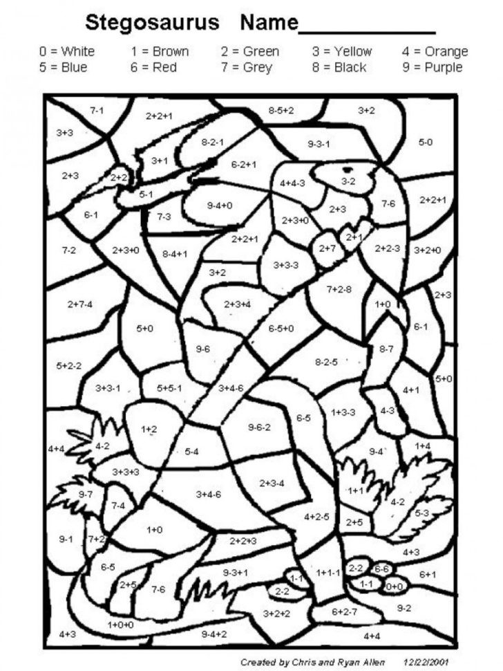 Coloring Worksheets for 3rd Grade Free Multiplication Coloring Pages Pdf Tag 25 Free