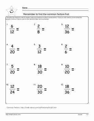 Comparing Fractions Third Grade Worksheet Equivalent Fractions Worksheets 3rd Grade Pdf لم يسبق له