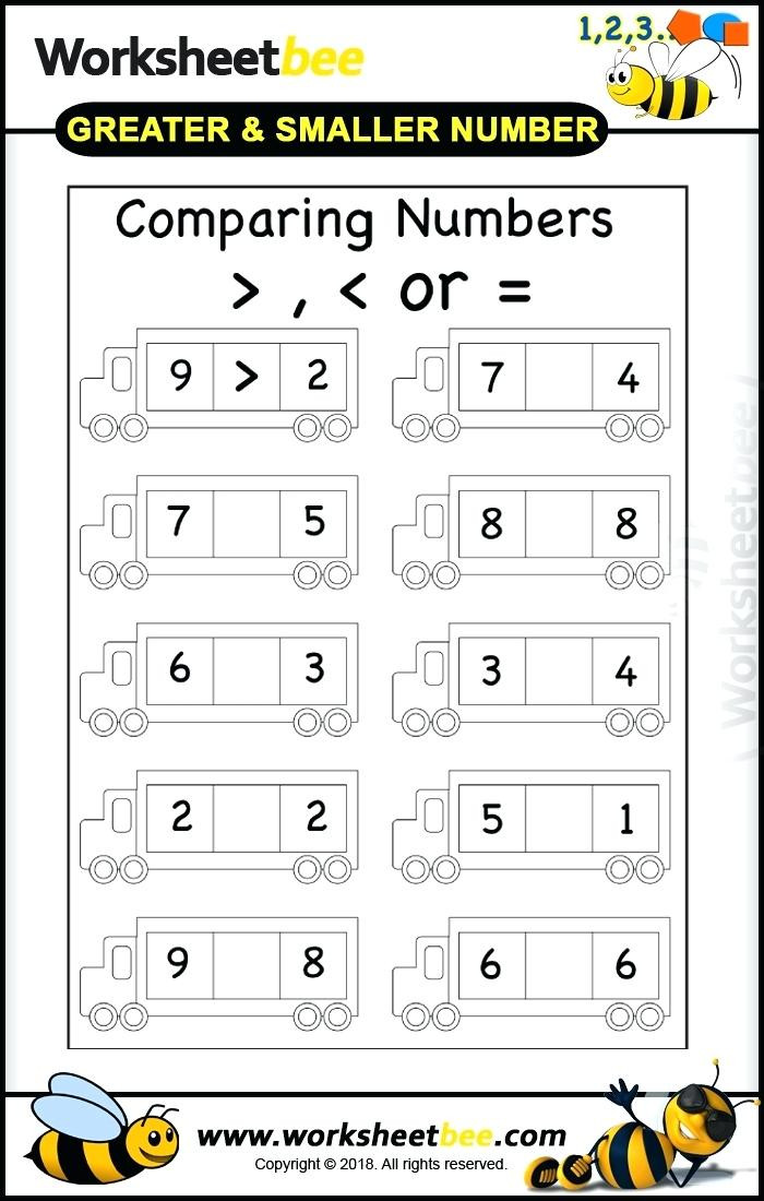 Comparing Numbers Worksheets 2nd Grade 10 More 10 Less Worksheets – Dailycrazynews