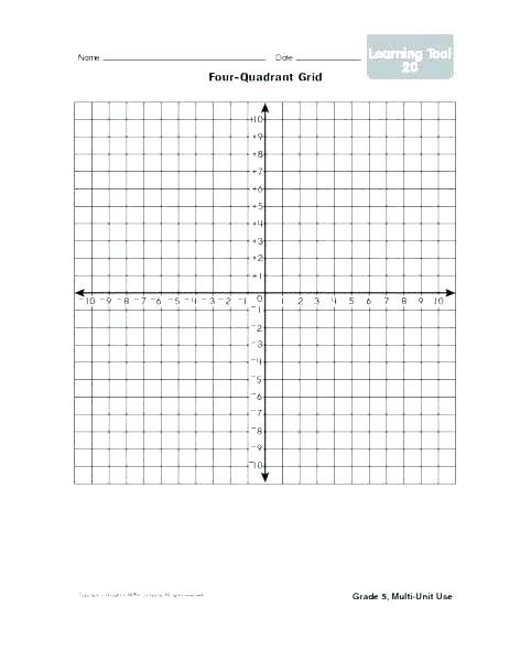 Coordinate Grid Worksheets 6th Grade Blank Coordinate Plane Worksheets Free Printable Coordinate