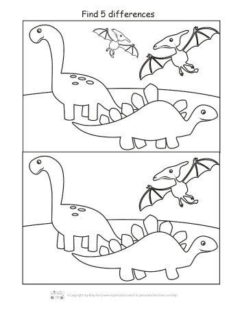 Dinosaur Worksheets Kindergarten Dinosaur Printable Preschool and Kindergarten Pack