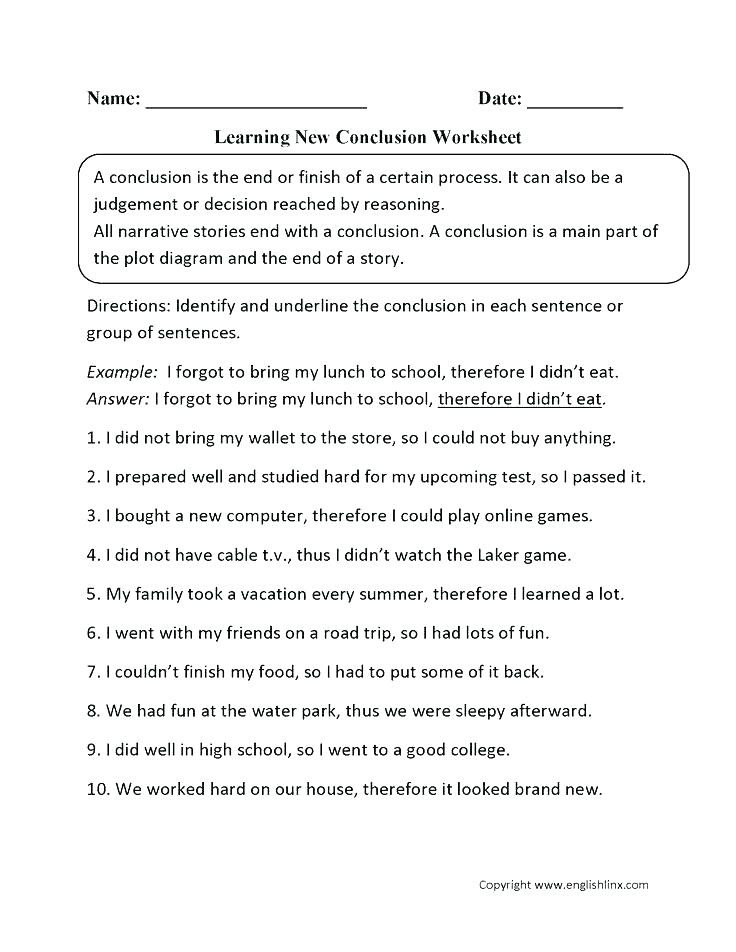Drawing Conclusions Worksheets 4th Grade Drawing Conclusion Games Drawing Conclusions Worksheets High