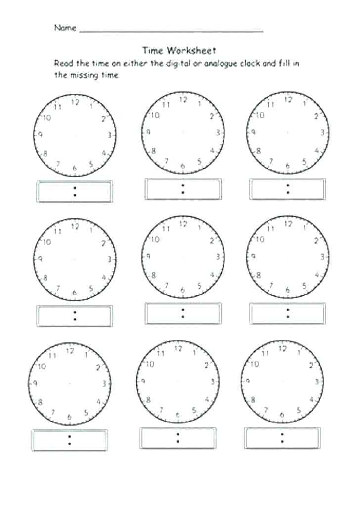 Elapsed Time 3rd Grade Worksheets Telling Time Worksheets 3rd Grade Telling Time Worksheets