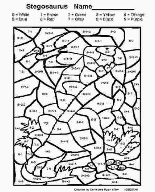 Free Addition Coloring Worksheets 8th Grade Coloring Sheets