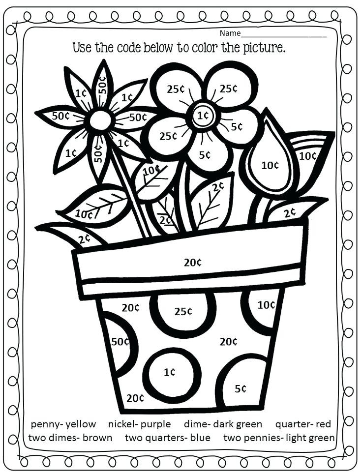 Free Addition Coloring Worksheets Math Coloring Pages Best Coloring Pages for Kids