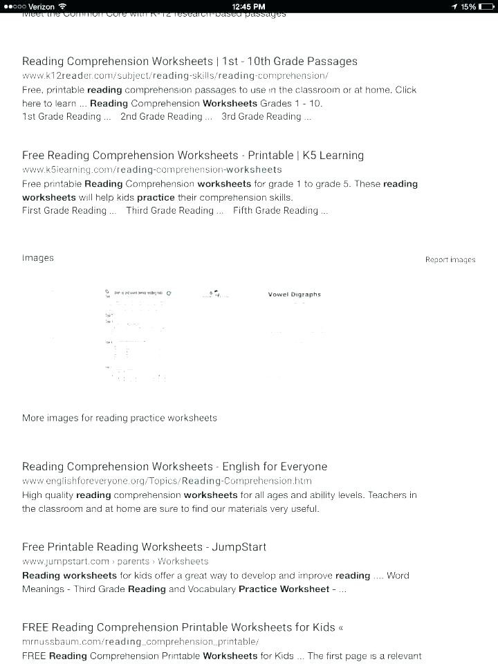 Free First Grade Reading Worksheets 1st Grade Reading Prehension Math – Beatricehewub