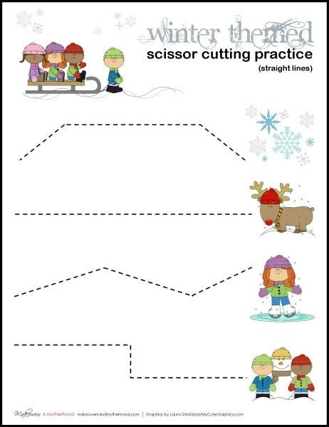Free Printable Cutting Worksheets Pin On Free Printable Of the Day