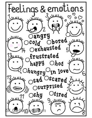 Free Printable Feelings Worksheets Free Printable Emotions Worksheets