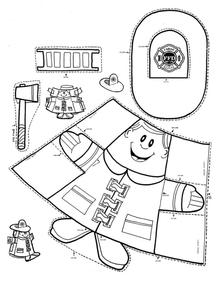 Free Printable Fire Safety Worksheets Worksheets Fire Prevention Safety Plan Printable and Signs