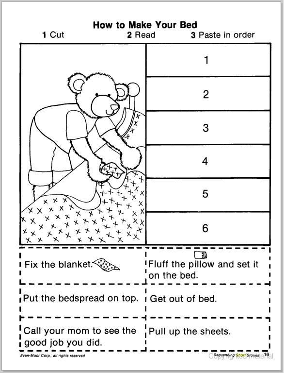 Free Printable Sequencing Worksheets Free Story Sequencing Worksheets