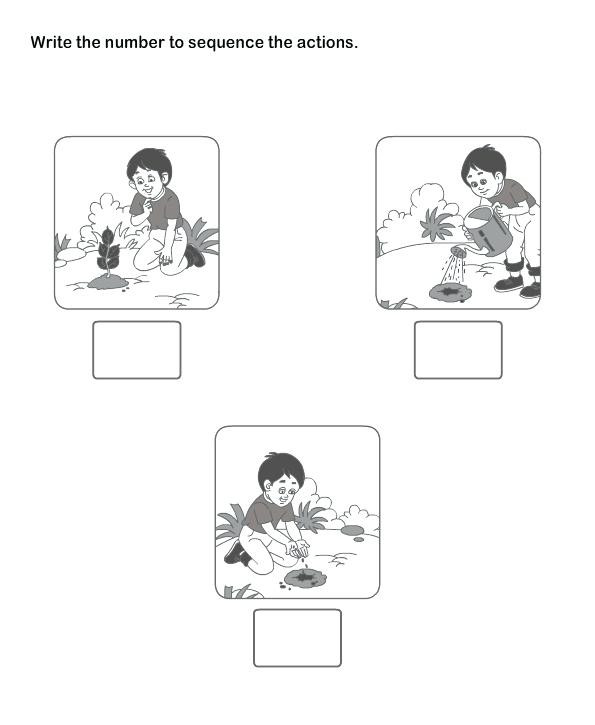 Free Printable Sequencing Worksheets Sequencing Worksheets for Preschool – Dailycrazynews