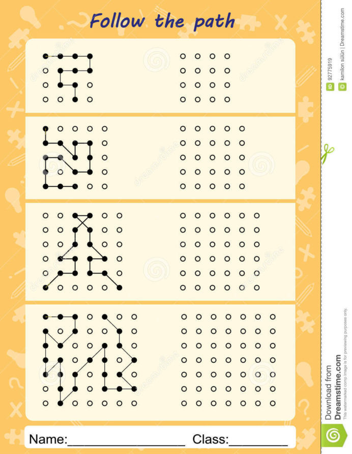 Functional Math Worksheets Special Education 6 and 7 Multiplication Worksheets Visual Perceptual