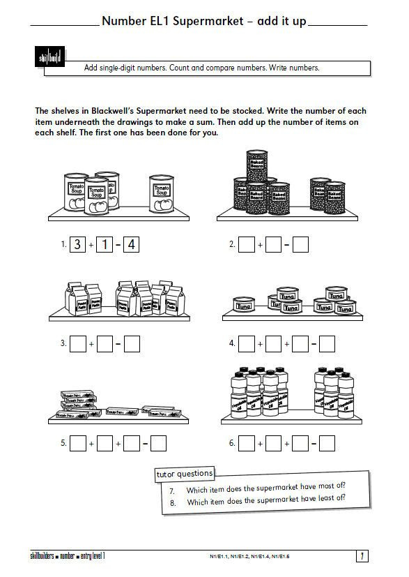 Functional Math Worksheets Special Education A Selection Of 15 Functional Maths Worksheets From Axis
