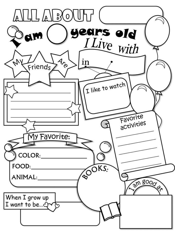 Functional Math Worksheets Special Education All About Worksheet Freebie Cute Educational Team Building