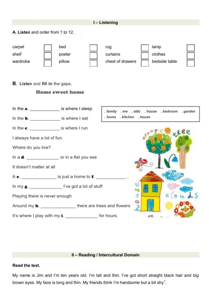 Functional Maths Worksheets Evaluation Test Interactive Worksheet English Worksheets 6th