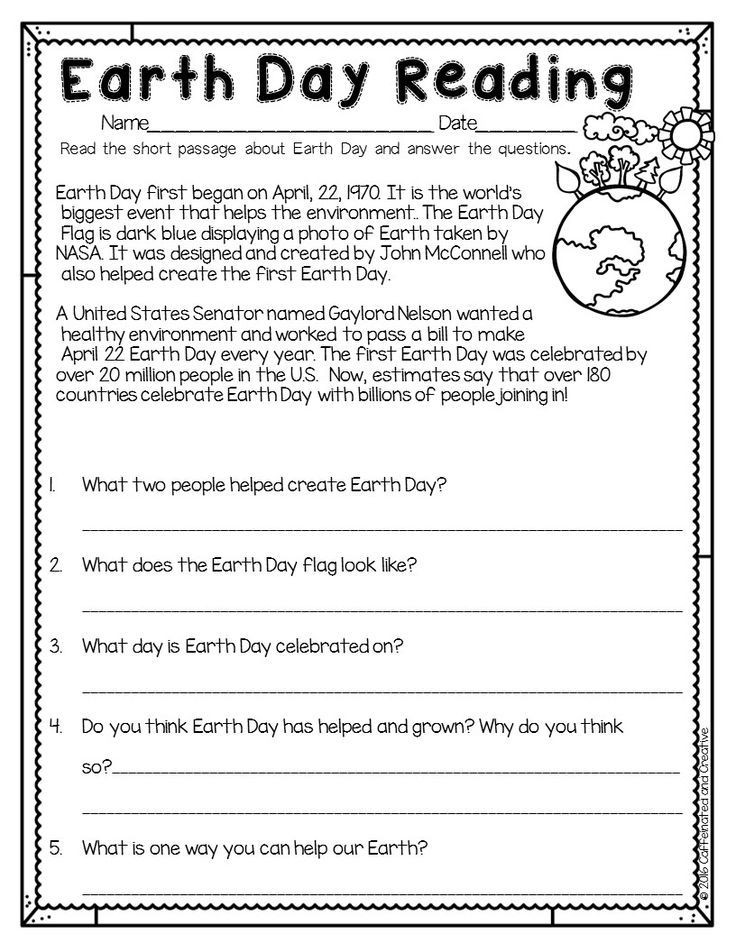 History Worksheets for 2nd Grade Earth Day Worksheets 2nd Grade
