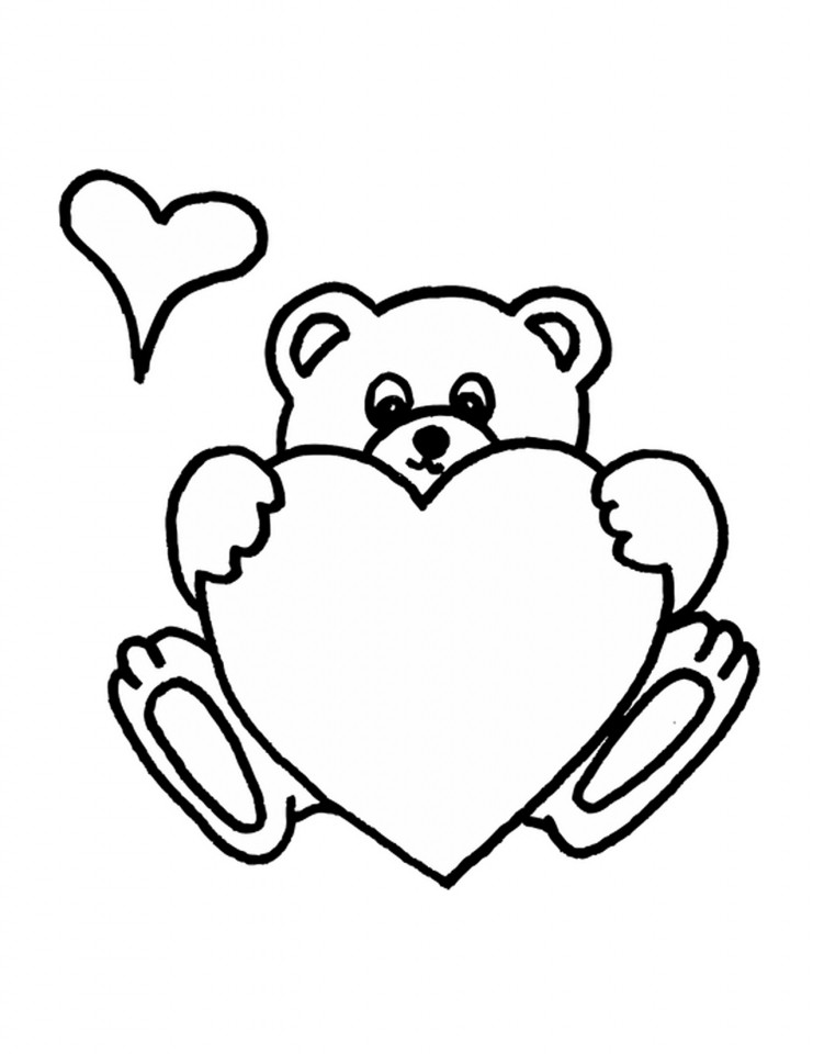 Human Heart Coloring Worksheet Heart Coloring Pages Valentines Day Gifts Ideas