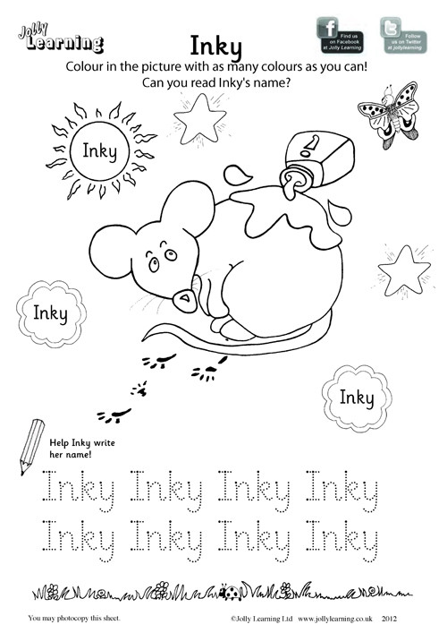 Jolly Phonics Worksheets for Kindergarten Resource Bank for Teachers and Parents Jolly Phonics