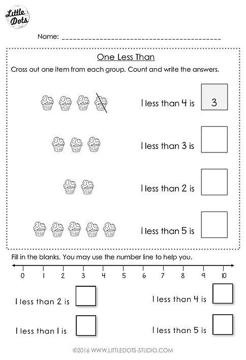 Kindergarten Subtraction Worksheets Free Printable Subtraction Worksheet for Kindergarten and Grade 1 Level