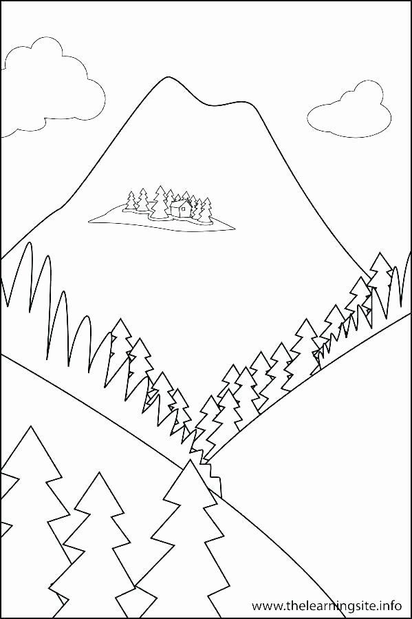 Landforms Worksheet for Kindergarten Landforms Worksheet for Kindergarten Printable Landform
