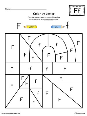Letter F Worksheets for toddlers F Worksheets Photos Beatlesblogcarnival Alphabet Letter F