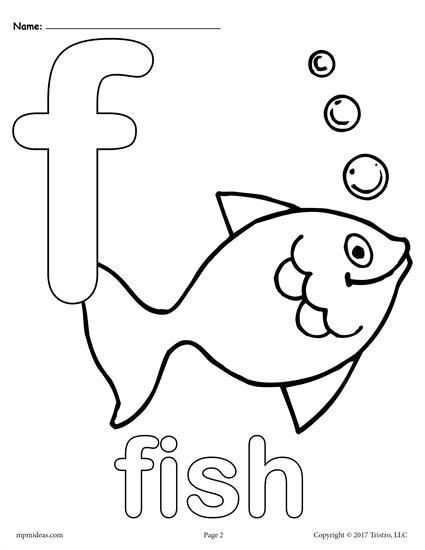 Letter F Worksheets for toddlers Pin On Examples Customize Coloring Pages