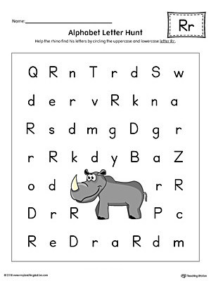 Letter Hunt Worksheet Coloring Pages Letter E Coloring Worksheets Best
