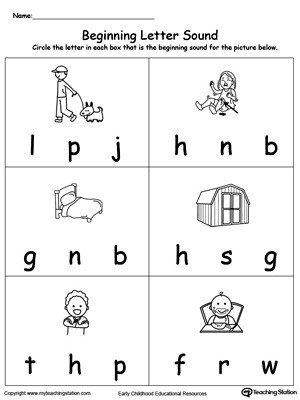 Letter Recognition Worksheets for Kindergarten Find the Letter Lower and Upper Case Strippic Alphabets