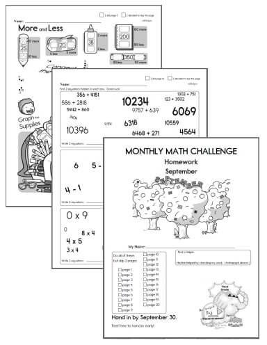 Life Skills Math Worksheets Pdf Free Math Challenge Worksheets