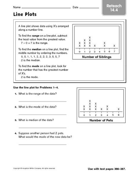 Line Graph Worksheet 5th Grade Fraction Line Plot Worksheets 4th Grade