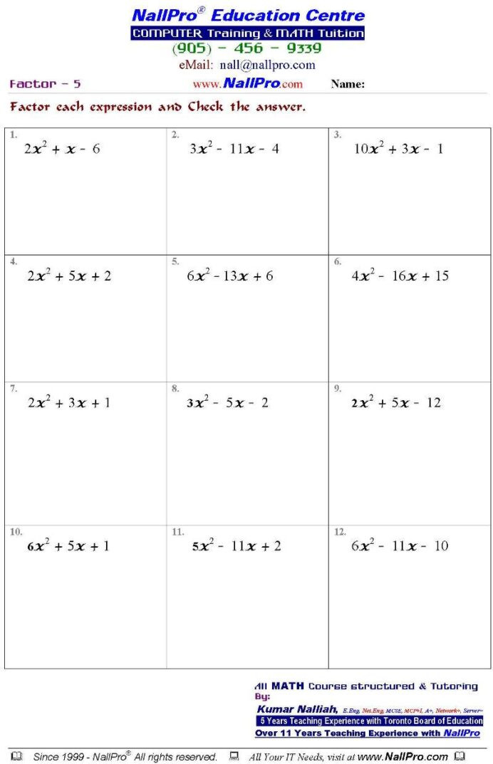 Math Conversion Worksheets 5th Grade Sample Worksheets French Math Grade High School Chemistry