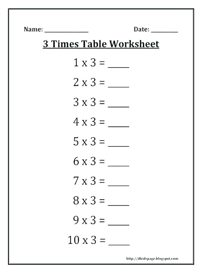 Multiplication Worksheets 0 12 Printable Multiplication Tables Printable Worksheets – Dailycrazynews