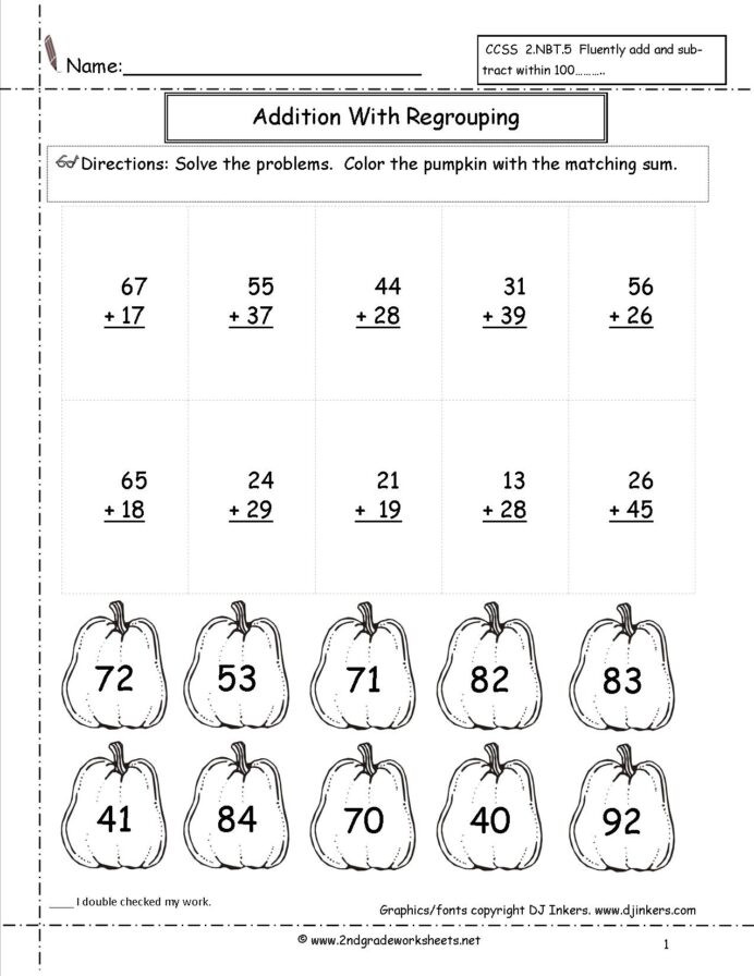Plot Worksheets 2nd Grade Halloween Worksheets and Printouts Fun Math 2nd Grade Fun