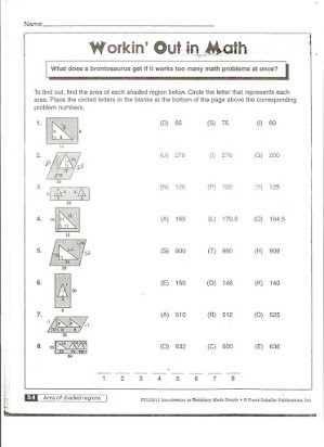 Polygons Worksheets 5th Grade Free Math Worksheets area Perimeter Volume