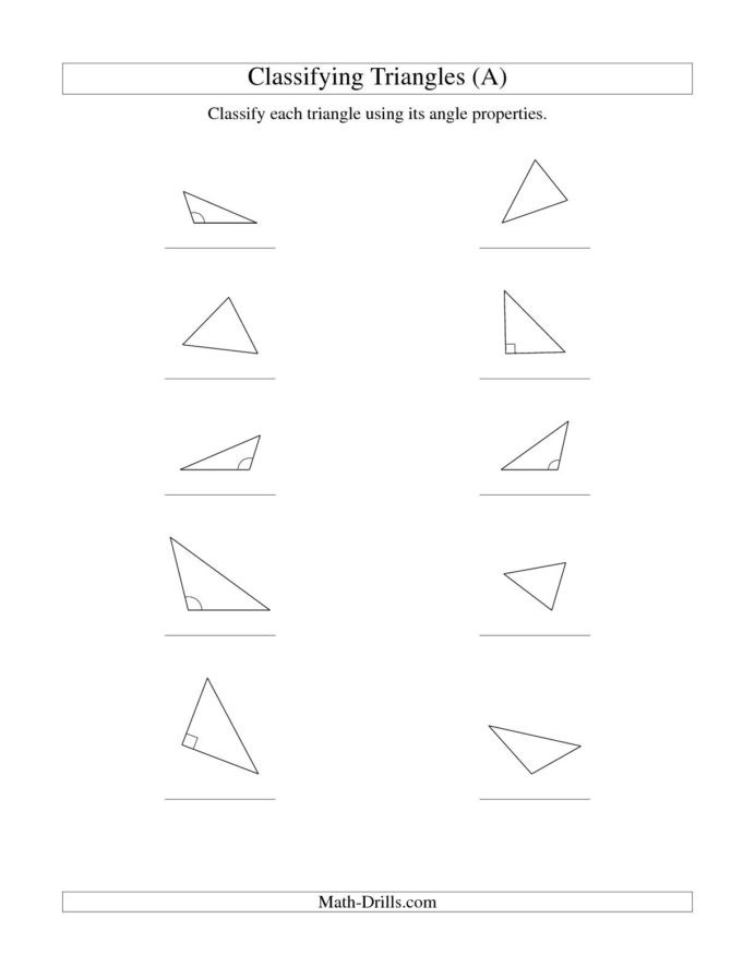 Polygons Worksheets 5th Grade Regular and Irregular Polygons Worksheet Printable