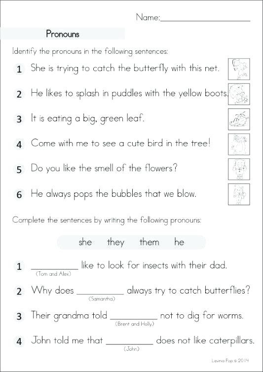 Possessive Pronoun Worksheet 3rd Grade Possessive Nouns Worksheets 3rd Grade – Momami