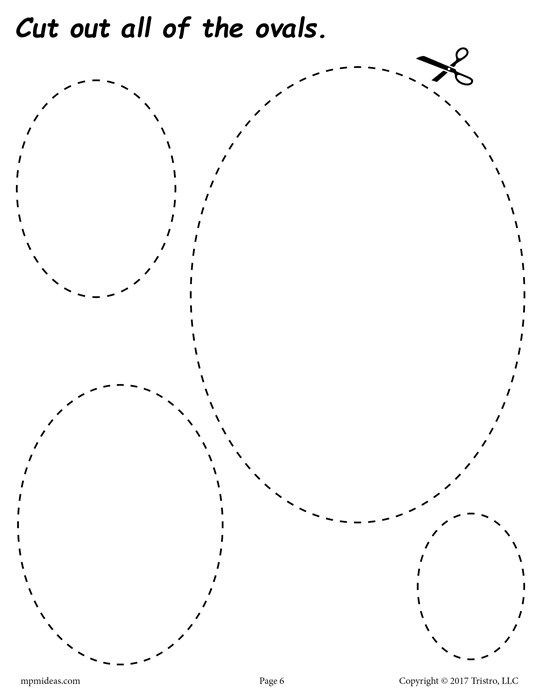 Printable Cutting Worksheets for Preschoolers Pin On Worksheets