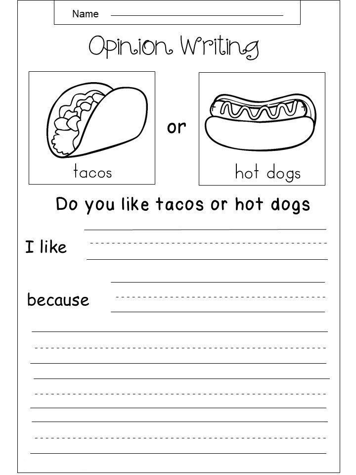 Proofreading Worksheets 3rd Grade Opinion Writing Worksheets for 3rd Grade