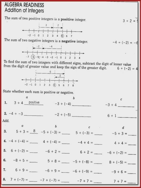 Science Worksheets for 8th Grade Pin Di Science Worksheets