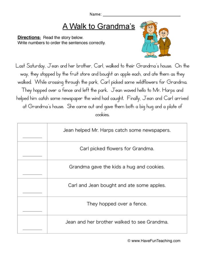 Sequence Worksheets 4th Grade Sequence events Worksheets Worksheet Matrix Math is Fun