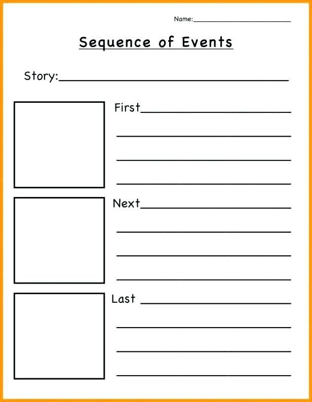 Sequencing Worksheets for 2nd Grade Story Sequencing Worksheets Pdf Sequencing Worksheets Short