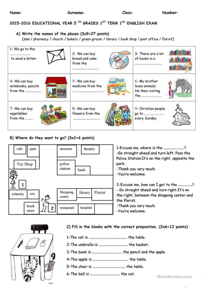 Shopping Math Worksheets Function Math Problems I and Me Worksheets 5th Grade Free