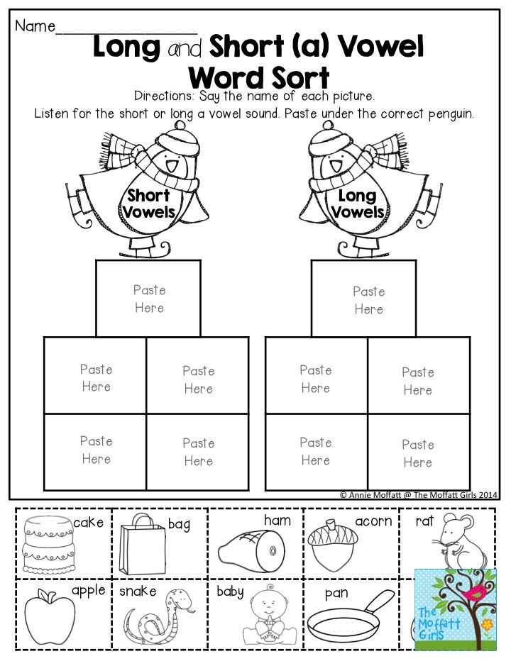 Short Vowel Worksheets 1st Grade January Learning Resources with No Prep