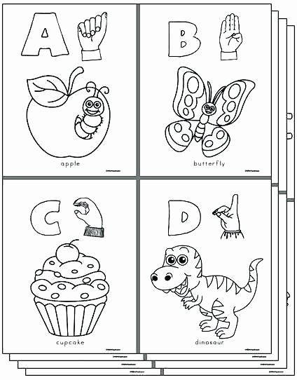 Sign Language Printable Worksheets Sign Language Printable Worksheets Alphabet Coloring Pages