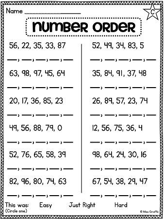 Skip Counting Worksheets First Grade First Grade Math Unit 11 Paring Numbers Skip Counting and